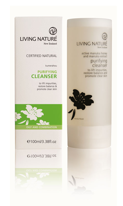 Living Nature Purifying_Cleanser